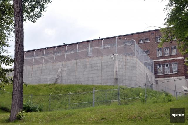 Les prisonniers de la prison de Chicoutimi seront... (Archives Le Quotidien)