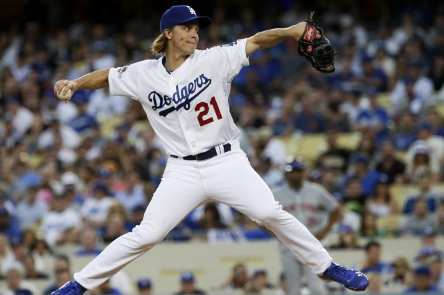 Zack Greinke... (PHOTO ARCHIVES AP)