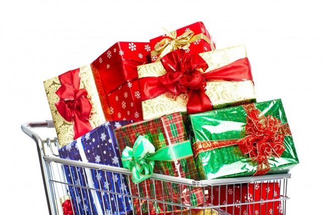 CHRONIQUE / Je m'en confesse. J'ai acheté plusieurs cadeaux de Noël chez... (Photo 123RF)