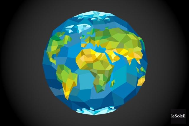 Sur la Terre, durant la quinzaine de minutes qu'il vous faudra pour lire ce qui... (123RF/Evgenii Sidorov - Infographie Le Soleil)