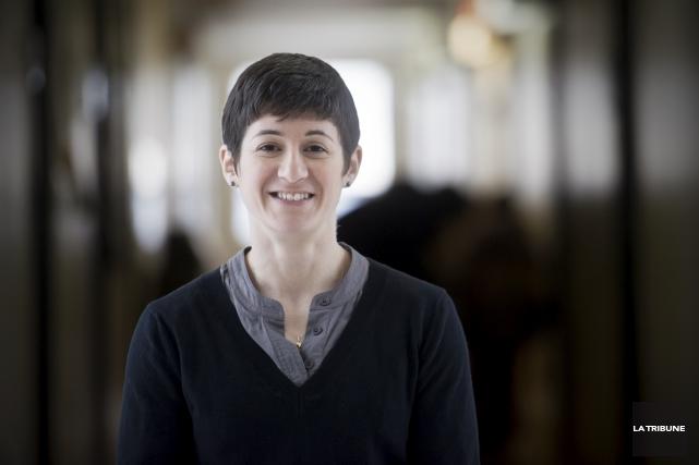 Isabelle Lacroix, professeure et directrice de l'École de... (Archives, La Tribune)