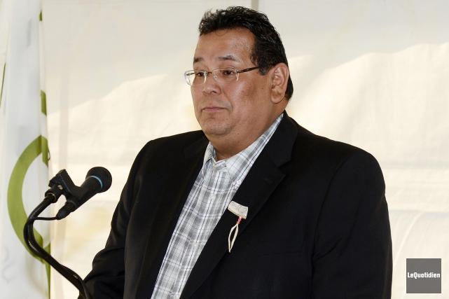 Le chef du conseil de bande de Mashteuiatsh... (Archives Le Quotidien)