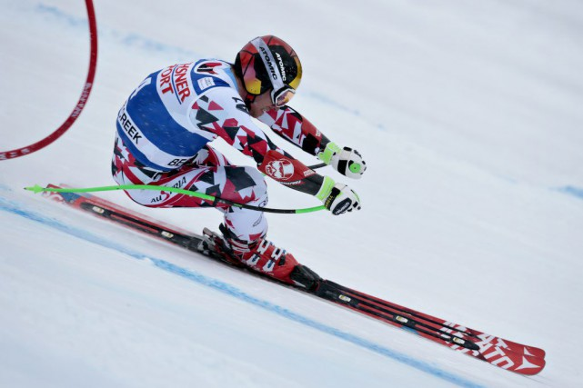 Marcel Hirscher... (PHOTO NATHAN BILOW, AP)