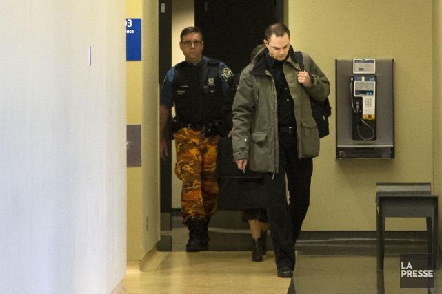 Le procès a débuté à la mi-septembre au... (PHOTO ROBERT SKINNER, LA PRESSE)