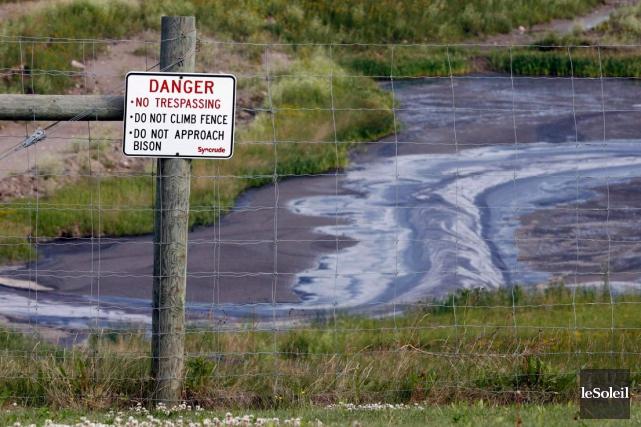 Les sables bitumineux sont polluants et dégagent davantage... (Photothèque Le Soleil)