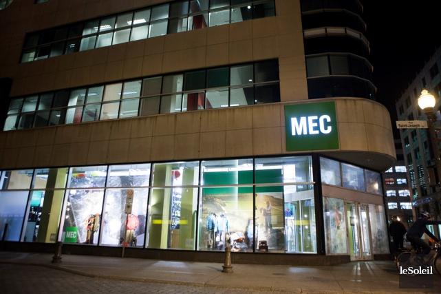 Le problème majeur des locaux de MEC, sur... (Photothèque Le Soleil, Caroline Grégoire)