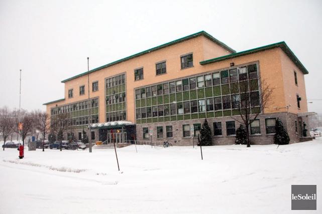 Chaque année, la cour municipale de Québec, installée... (Photothèque Le Soleil)