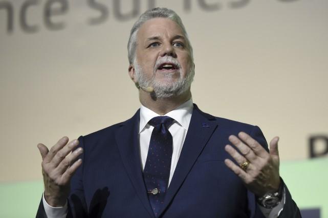 «Je suis tanné», a lancé le premier ministre... (AFP, Eric Feferberg)