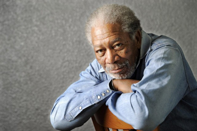 Morgan Freeman... (PHOTO CHRIS PIZZELO, ARCHIVES AP)