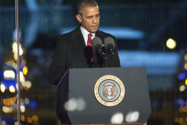 Barack Obama... (AP, Pablo Martinez Monsivais)