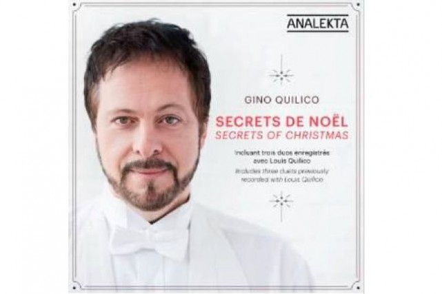 Secrets de Noël de Gino Quilico...