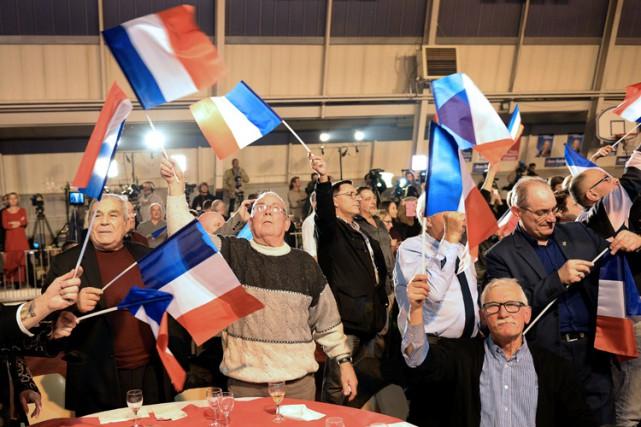 Une victoire de l'extrême droite le 13 décembre... (PHOTO AFP)