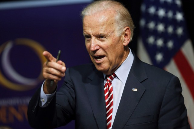 Joe Biden... (ARCHIVES AP)