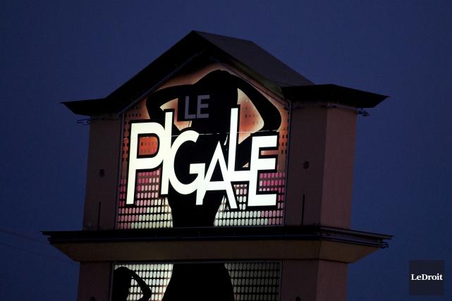 Le bar Le Pigale... (Martin Roy, LeDroit)