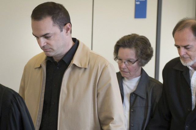 Pour Guy Turcotte (à gauche), le verdict signifie... (La Presse Canadienne)
