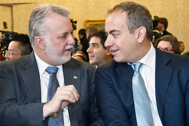 Il est difficile pour un premier ministre de... (Associated Press, Michel Euler)