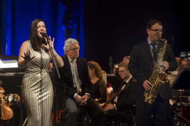 L'Orchestre symphonique de Sherbrooke a offert un de... (Spectre Média, Julien Chamberland)