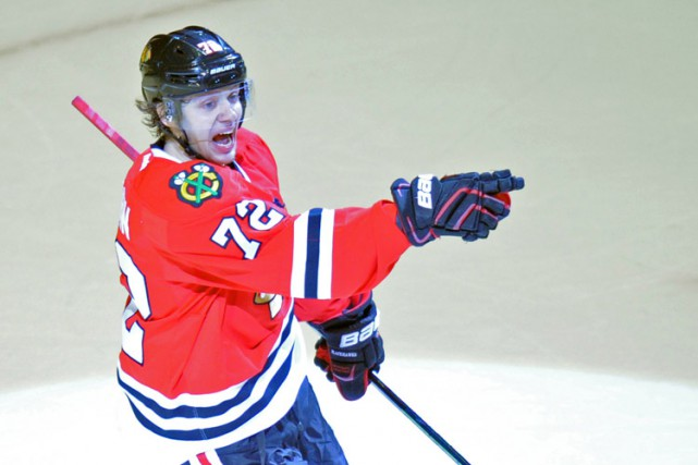 Patrick Kane... (PHOTO REUTERS)