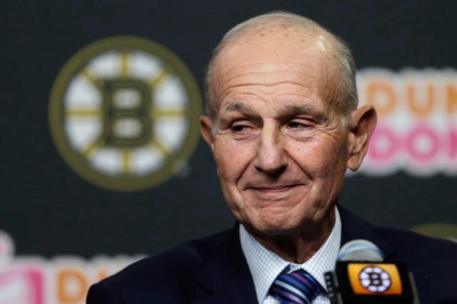 L'influent propriétaire des Bruins de Boston et président... (Photo Charles Krupa, archives AP)