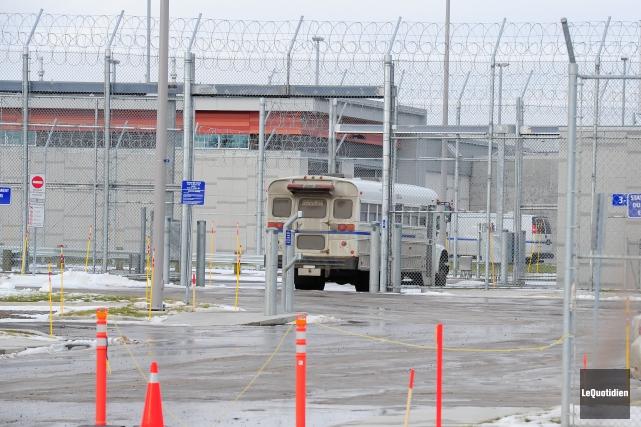 L'ouverture de la prison de Roberval connaît des... ((Photo Le Quotidien Louis Potvin))
