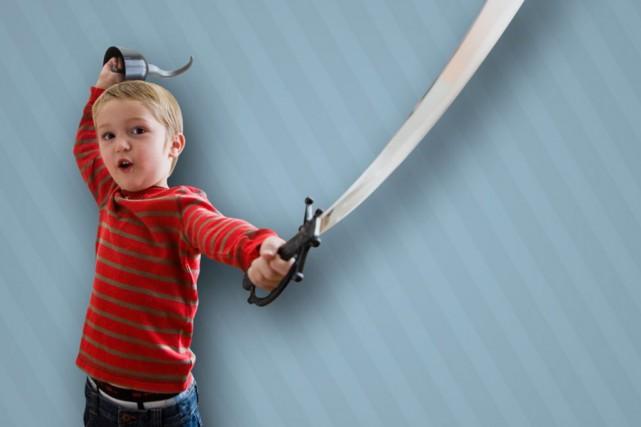 Peu de parents aiment l'idée d'acheter des jouets... (PHOTO MASTERFILE)