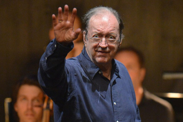 Nikolaus Harnoncourt... (PHOTO ARCHIVES AFP)