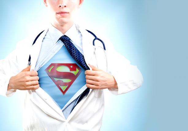 «Les médecins sont des sorciers des temps modernes... (PHOTOMONTAGE LA PRESSE)