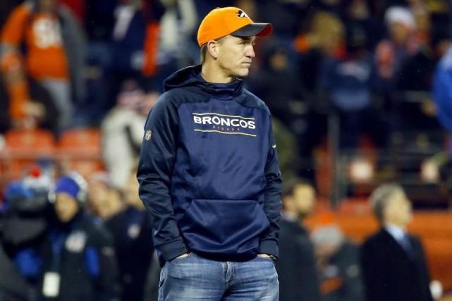 Peyton Manning... (Photo Jack Dempsey, AP)
