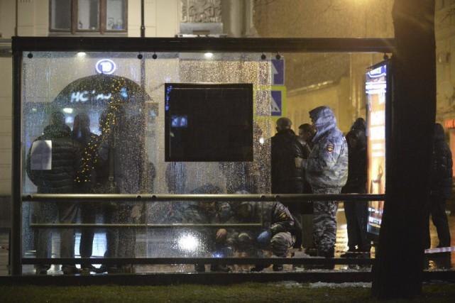 Selon des informations préliminaires, l'explosion a été provoquée... (Photo AFP)