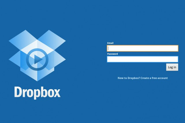 Dropbox, lancé en 2007, combine une offre de...