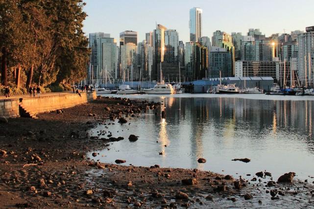 Un site contaminé proche de Vancouver.... (Photo archives AFP)