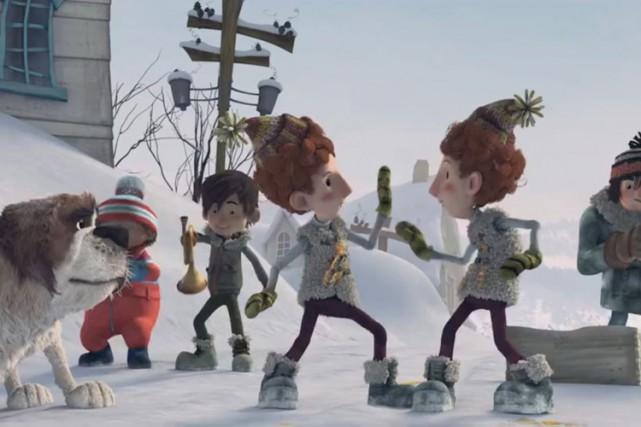 Au Québec, depuis sa sortie à la mi-novembre,La... (Films Séville)