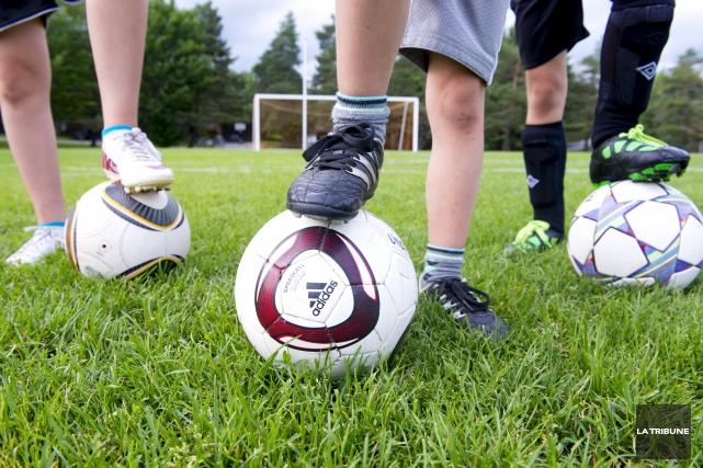 Le soccer à Sherbrooke était autrefois l'affaire de... (Archives, La Tribune)