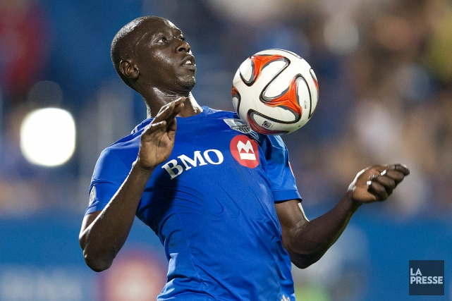 L'Impact a décliné l'option de contrat d'Hassoun Camara,... (Photo Robert Skinner, archives La Presse)