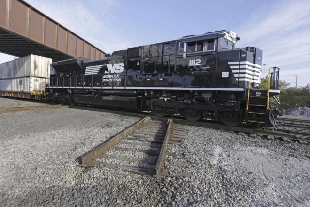 Norfolk Southern avait refusé une offre initialedu CP... (Photo La Presse Canadienne)