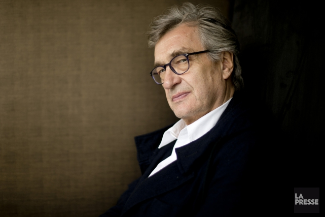 Wim Wenders... (PHOTO DAVID BOILY, ARCHIVES LA PRESSE)