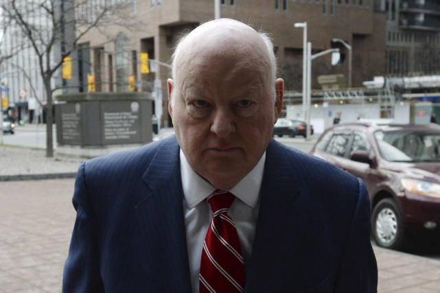 Mike Duffy... (PHOTO SEAN KILPATRICK, LA PRESSE CANADIENNE)