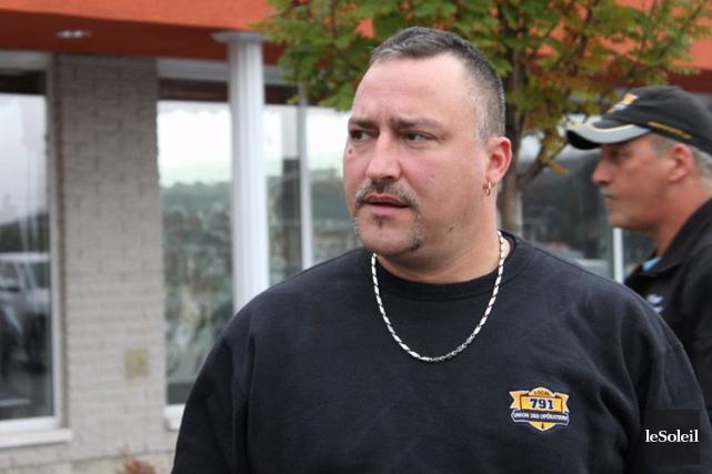 Bernard «Rambo» Gauthier (photo) a été reconnu coupable... (Photothèque Le Soleil)