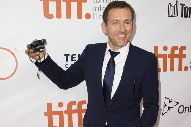 Dany Boon au Festival de Toronto en septembre... (PHOTO ARCHIVES AP)