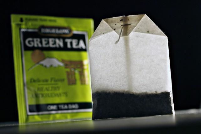 Le thé vert est-il vraiment aussi bon pour la santé qu'on le croit? Des... (PHOTO BLOOMBERG NEWS)