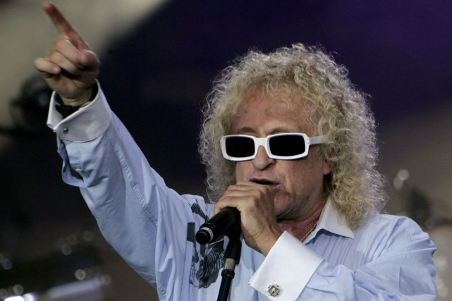Michel Polnareff photographié en juillet 2007.... (PHOTO ARCHIVES REUTERS)