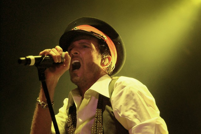 Scott Weiland en 2007.... (PHOTO ARCHIVES AP)