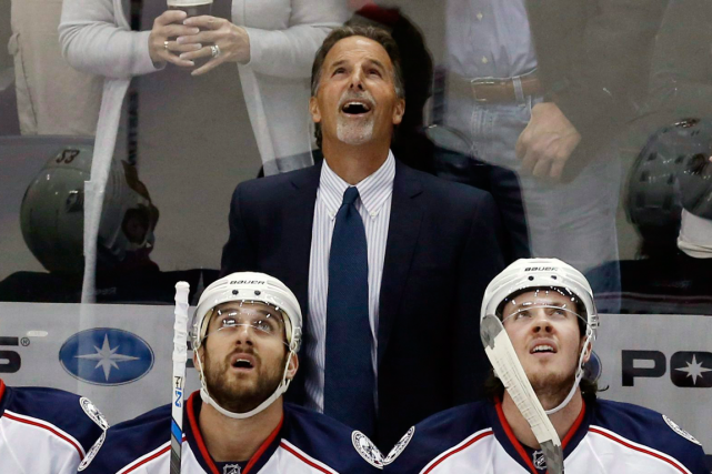 John Tortorella... (Photo Jim Mone, archives AP)