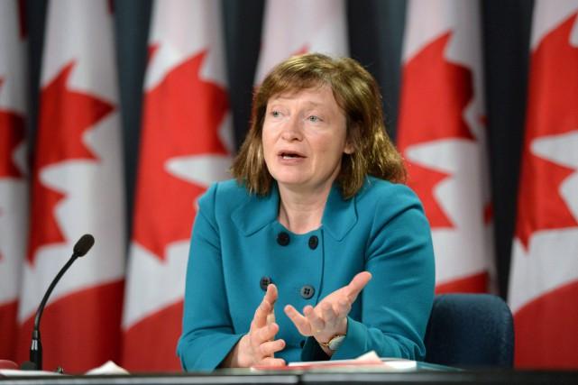 La commissaire à l'information,Suzanne Legault... (PHOTO ARCHIVES LA PRESSE CANADIENNE)