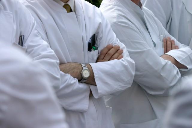 «Les médecins sont, oui, privilégiés sur le plan... (Photo Thinkstock)