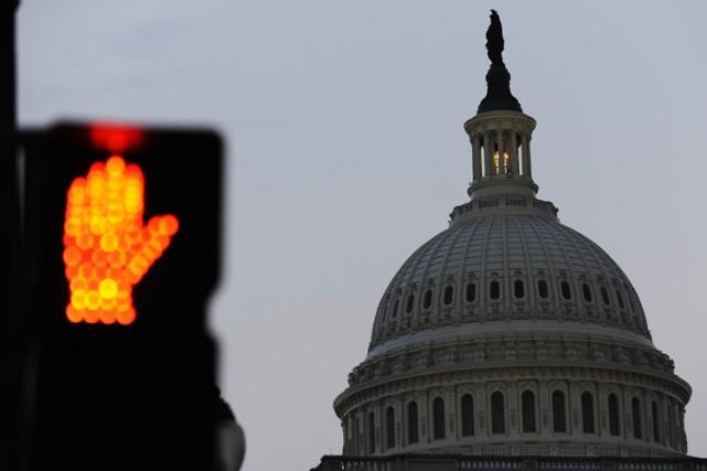 L'association de défense des libertés ACLU et d'autres... (PHOTO AFP)