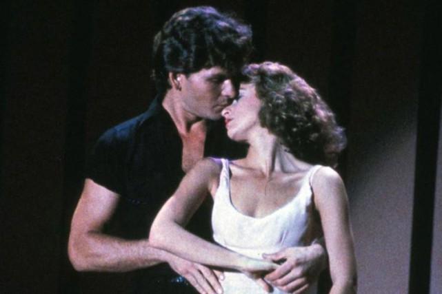 Une scène de Dirty Dancing.... (archives AP)