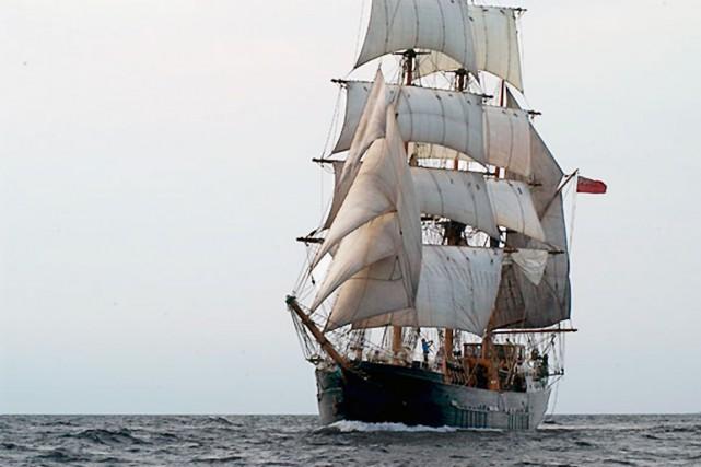 Pour ce voyage de 45 jours, l'équipage partira... (Fournie par ICI Radio-Canada Télé)