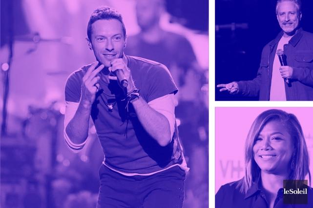 Le nouveau Coldplay sur Spotify dès vendredi (Infographie Le Soleil)