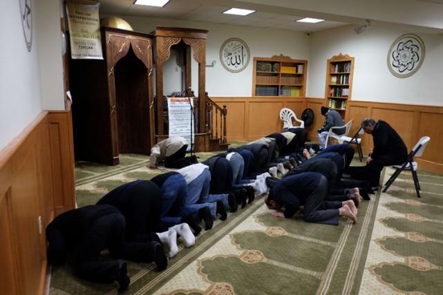 La communauté musulmane américaine, qui a déjà souffert... (PHOTO AFP)